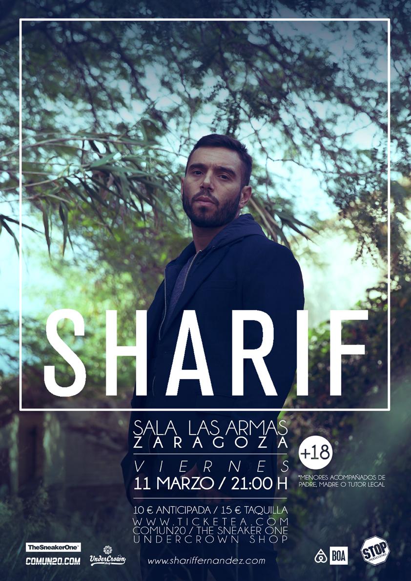 Sharif El Rap Como Género Es Una Gota Dentro De Un Mar